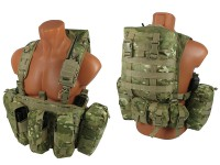 Комплект №1 на основе M.O.L.L.E. Chest Rig Forward (multicam)
