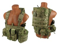 Комплект №3 на основе M.O.L.L.E. Chest Rig Forward (multicam)