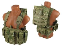 Комплект №4 на основе M.O.L.L.E. Chest Rig Forward (multicam)