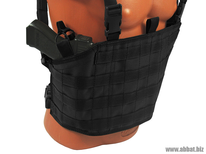 M.O.L.L.E. Chest Rig Forward. ВАРИАНТ КОМПЛЕКТАЦИИ №1 (black)
