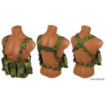 M.O.L.L.E. Chest Rig Bizon. ВАРИАНТ КОМПЛЕКТАЦИИ №1 (moh)